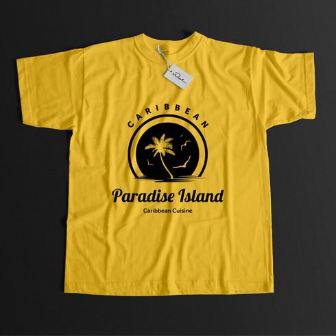Paradise Island Caribbean Cuisine - tee4