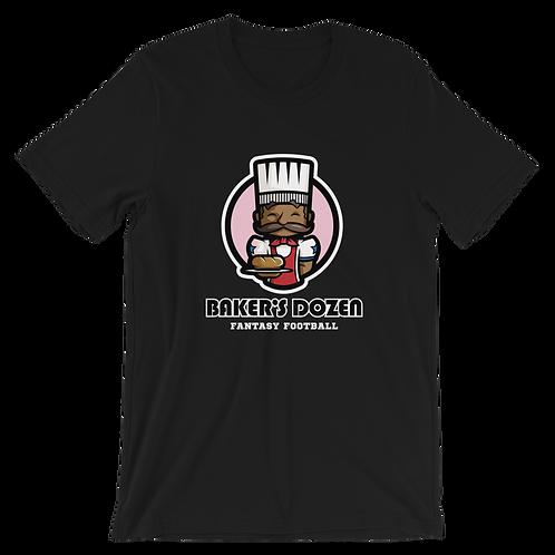 Baker's Dozen Unisex T-Shirt (Black)