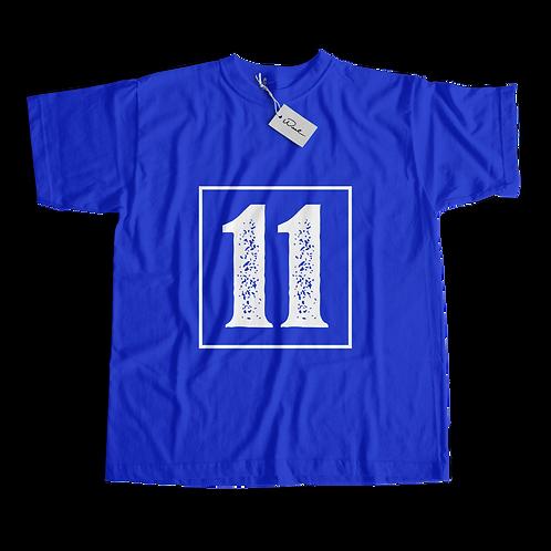 11 - Blue T-Shirt