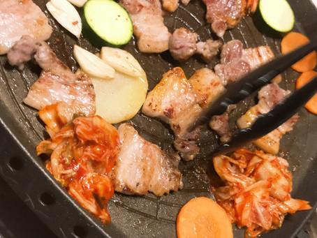 7月下半期スタート〜韓国パーティー