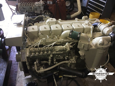 for sale 6BTA Marine Cummins 210 HP to 370 HP