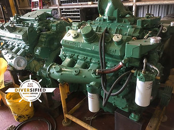 for sale 8V71N Marine Tug Applicaiton N65 Injectors