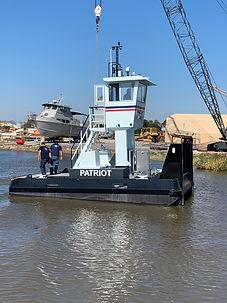 Patriot boat