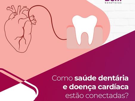 Como saúde dentária e doença cardíaca estão conectadas