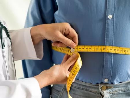 Circunferência abdominal deve ser medida para prevenir problemas cardíacos.