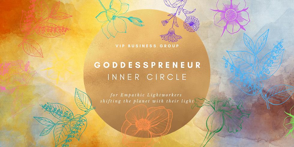 2021 Call #4 - Goddesspreneur Inner Circle Members