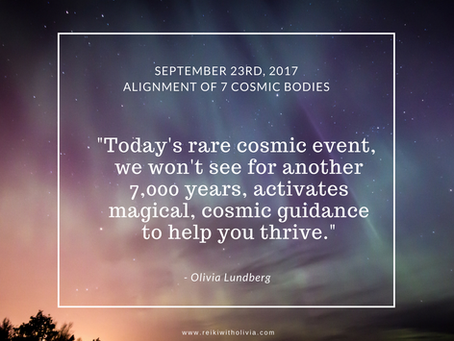 Align Your Goals To The Cosmos!