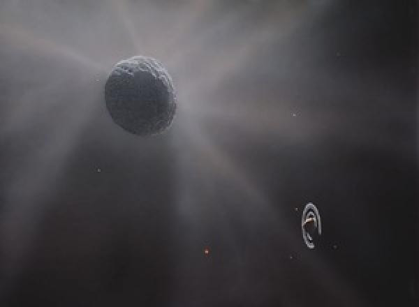 The Comet Chiron