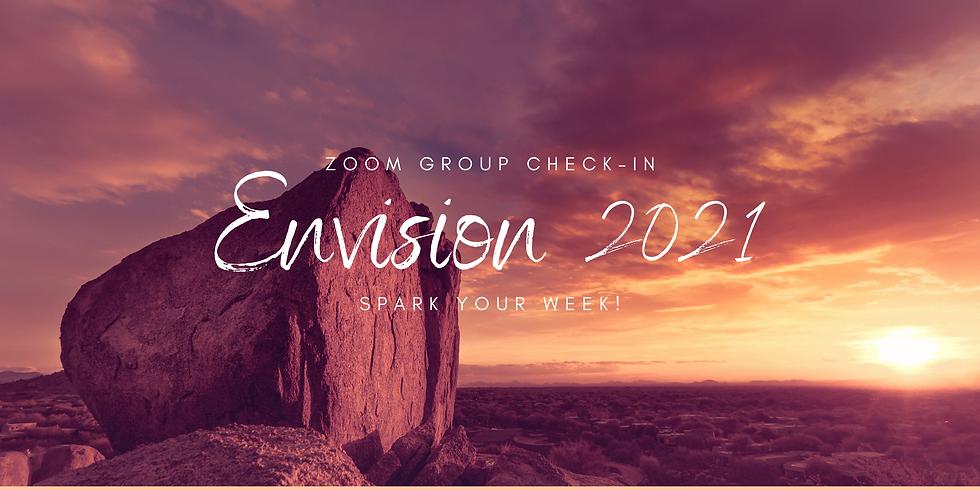 """""""Envision 2021"""" - Spark Your Week! Members"""