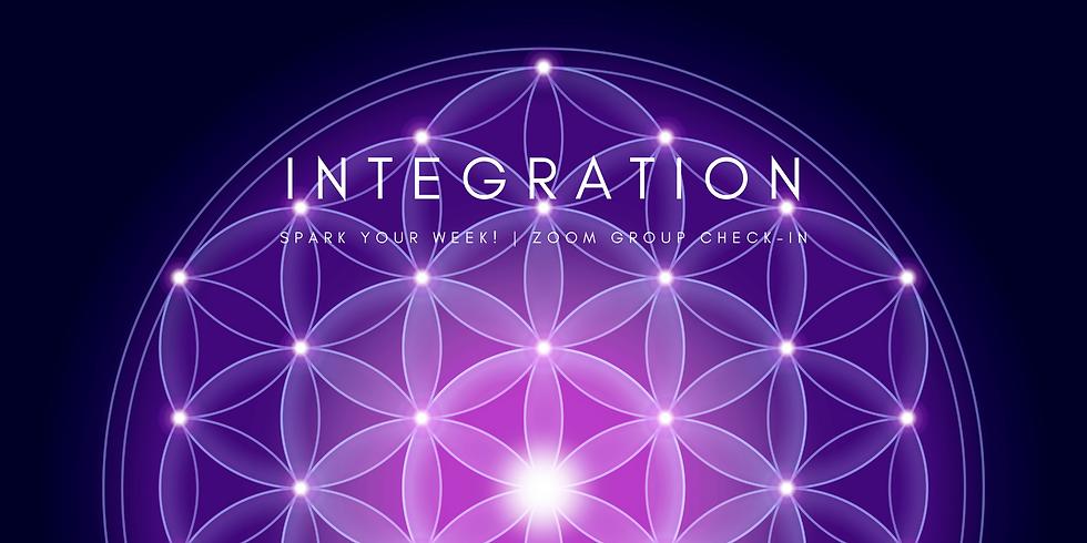 """Integration"" - Spark Your Week! Members"