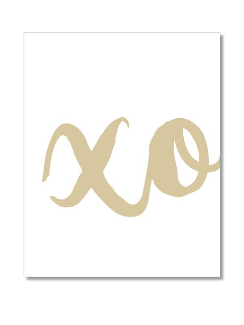 8x10 PRINT 'XO'