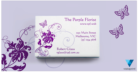 Business cards... Who's seen this design??
