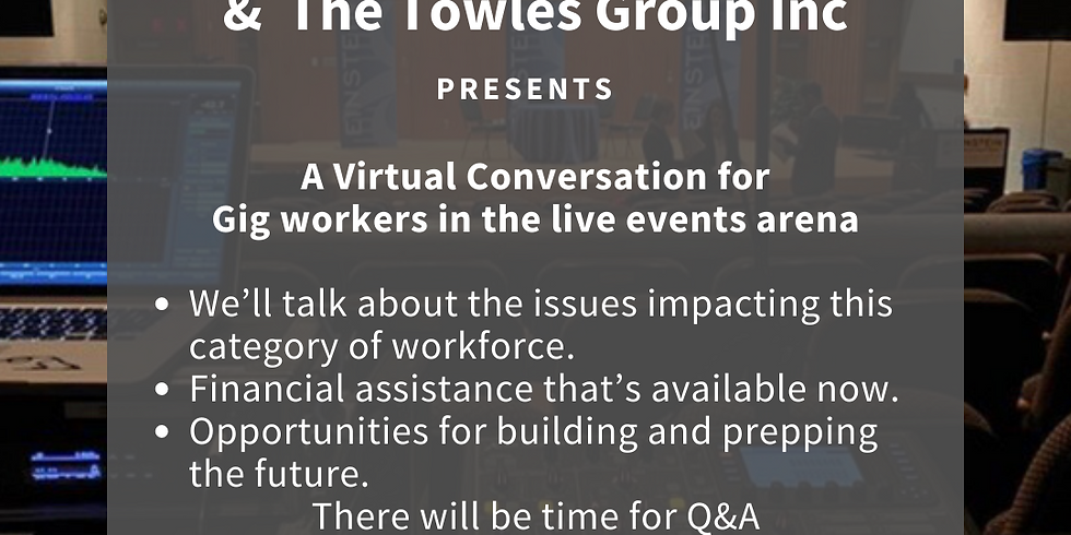 Virtual Conversation with Fred Towles
