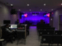 audio, video, lighting installation. Mickella Solutions Inc