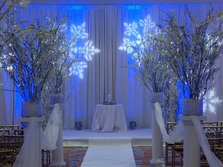 Worry-free Audio Visual for your wedding