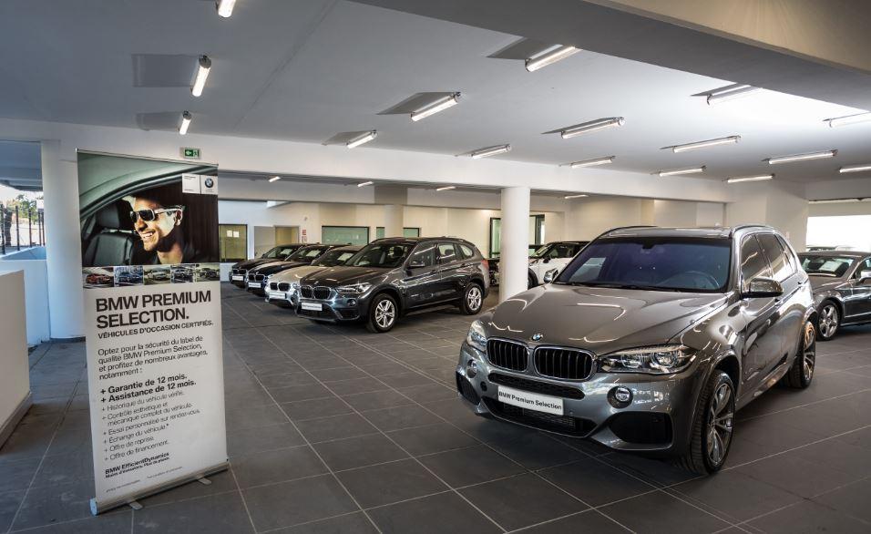 Concession BMW La Réunion
