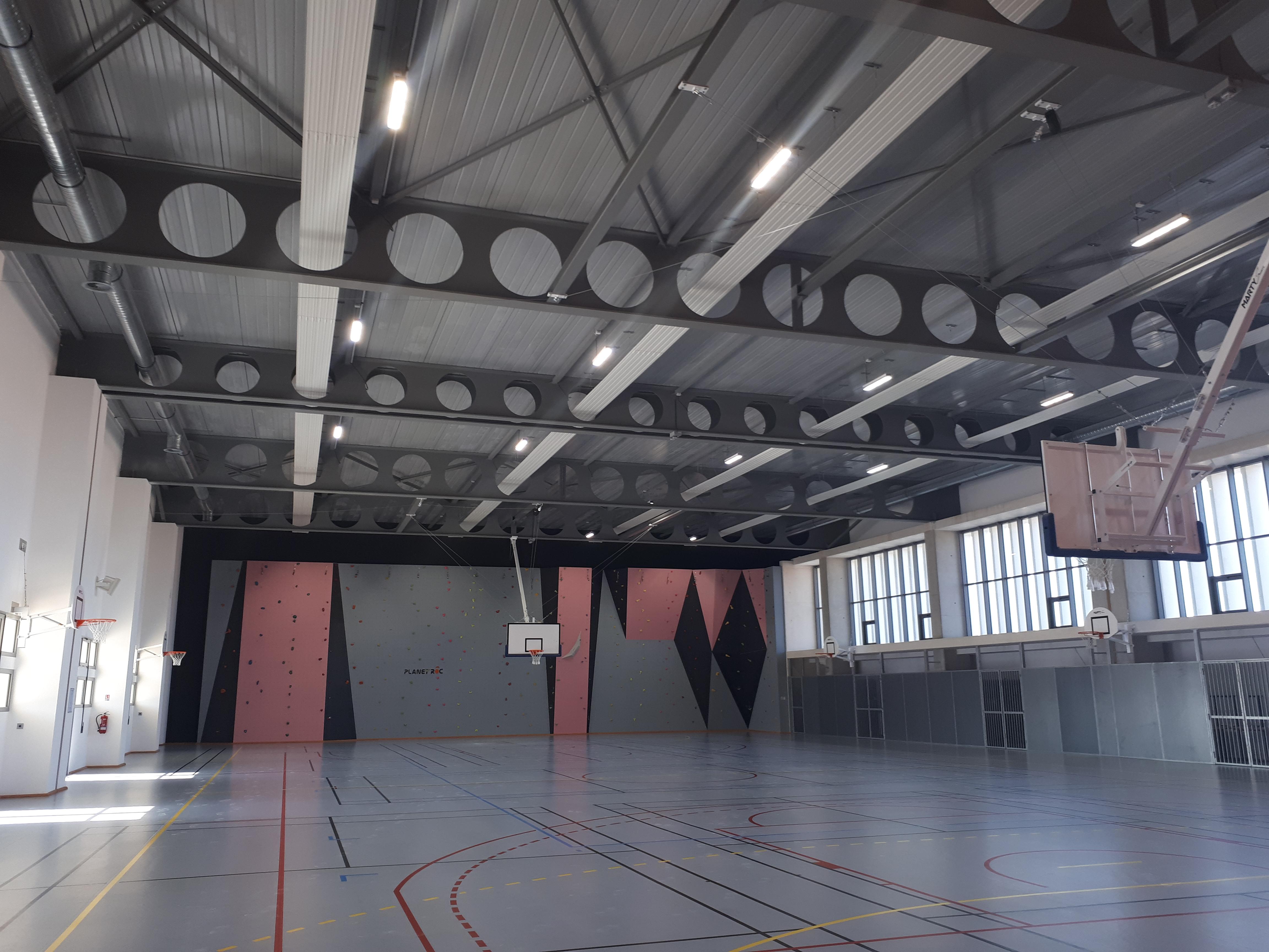 Gymnase Port Saint-Louis