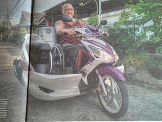 Er 'Brian Wheelchair' den sejeste dansker i Thailand?