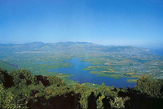 Lago di Fondi