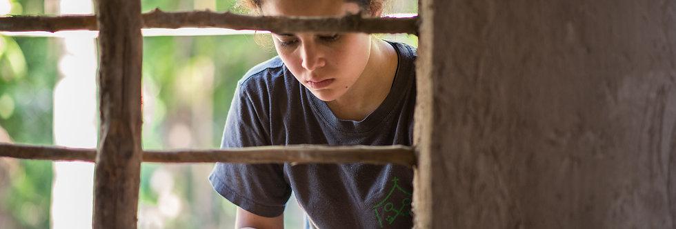 Oaxaca: 1 de 2 Semana de Voluntariado