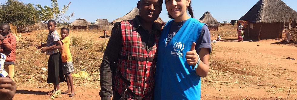 Mayukwayukwa, Zambia: Pago de Inscripción