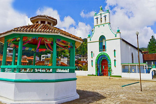 Chiapas 4 días: Seguro