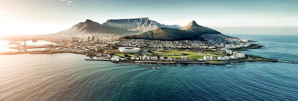 Sudáfrica 8 días: 1 de 3 pagos