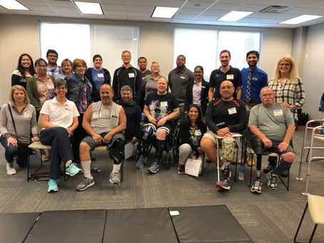 Bionic Prosthetics & Orthotics Hosts First Things First Training and Clinic
