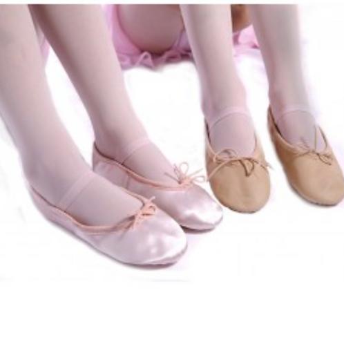 Child Ballet Shoes