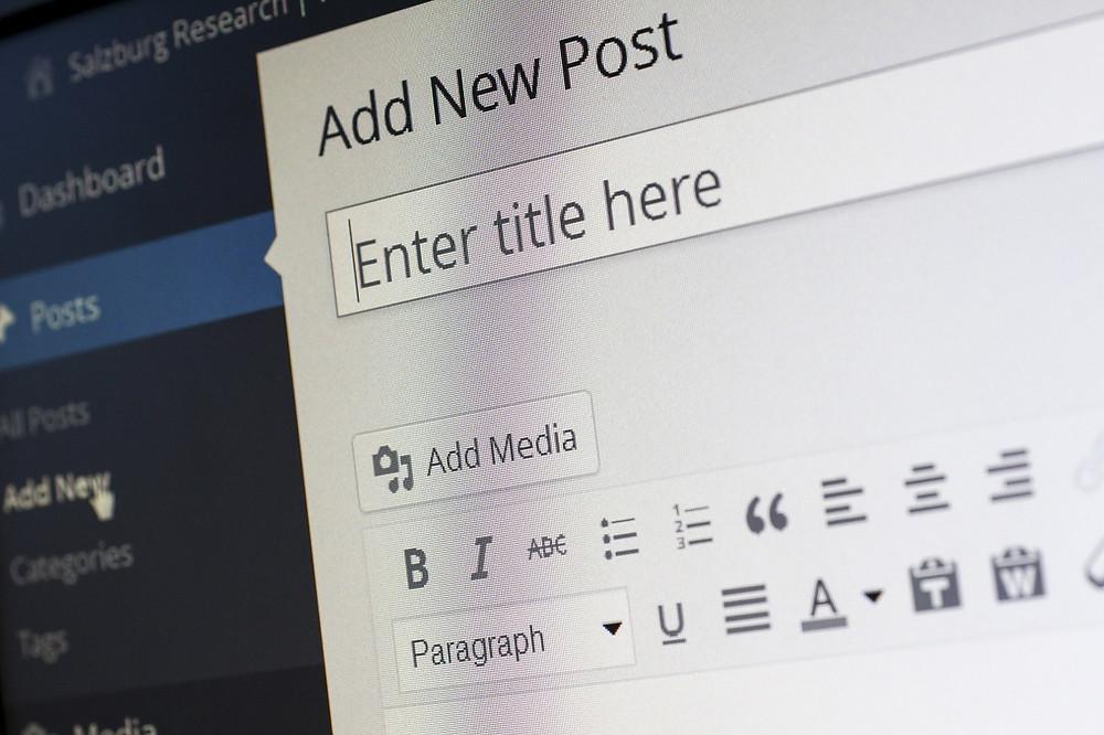 Jumpstart Tips For Bloggers