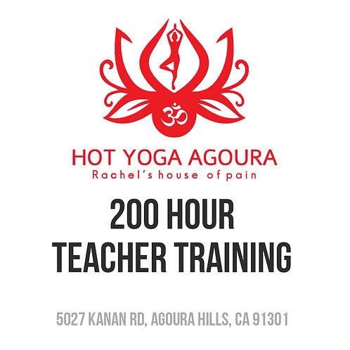 200 Hour Teacher Training