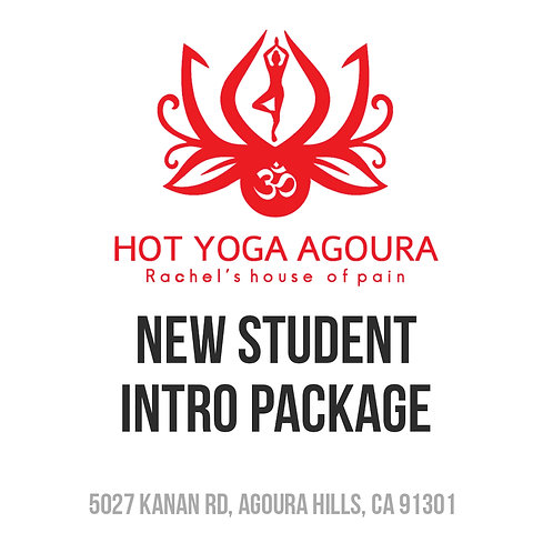 New Student Intro Package