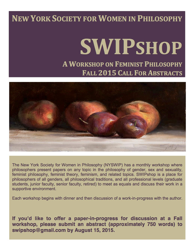 SWIPshop abstracts due 8/15!