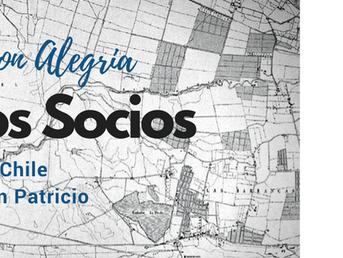 Recibimos a Nuevos Socios CODESUP ; Universidad de Chile e Inmobiliaria San Patricio