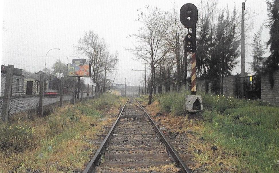 Estación Yungay