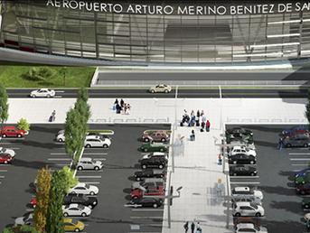 Nuevo Aeropuerto AMB para Santiago el 2020