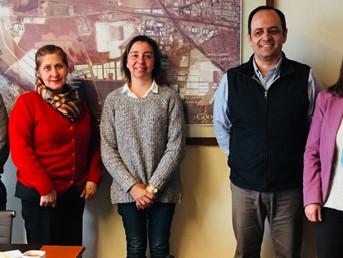 CODESUP y su Socio Bodegas San Francisco, planifica junto a Liceo CEP programa de pasantías y practi
