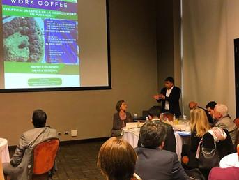 """Work Coffee """"Desafíos de la Conectividad para el desarrollo de Pudahuel"""""""