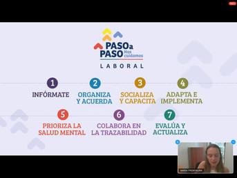 """Webinar """"Paso a Paso Laboral y Subsidio al Empleo"""""""