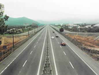 Reunión informativa con la Inspección Fiscal de la Concesión del MOP sobre contingencia vial en ruta