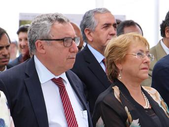 Inauguración Proyecto Académico Parque Laguna Carén de la Universidad de Chile