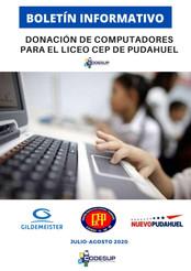 Boletín Informativo Julio-Agosto