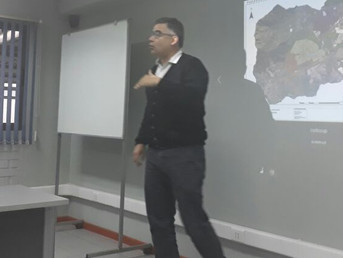 "CODESUP sostuvo reunión con Corporación ""Parque Lo Boza"""