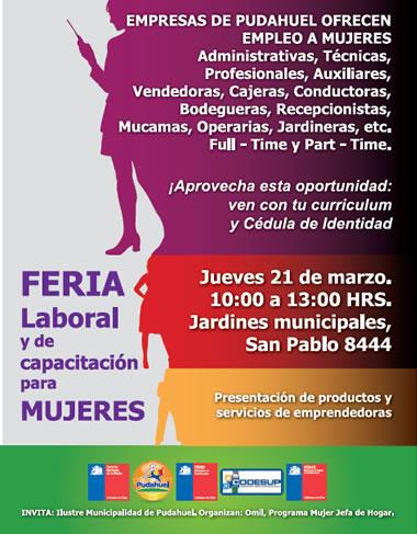 Feria Mujeres