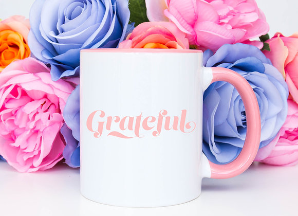 Grateful - Coffee Mug