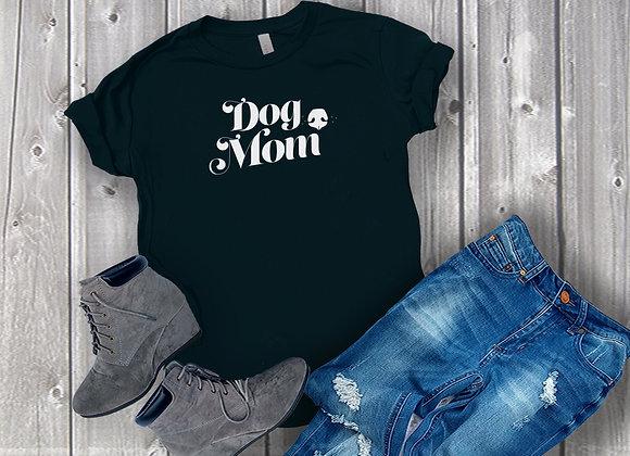 Dog Mom - Graphic Tee
