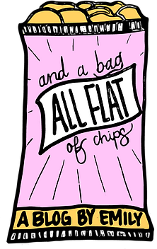 ALL FLAT AND A BAG OF CHIPS BLOG LOGO WITH PINK.png