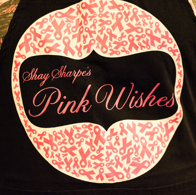 2018 shay sharpe's pink wishes christmas