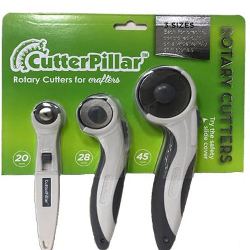 CUTTERPILLAR ROTARY CUTTER 3-PK