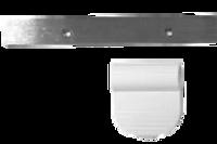 Trimmer Blade Pack - Round & Flat Blade Set